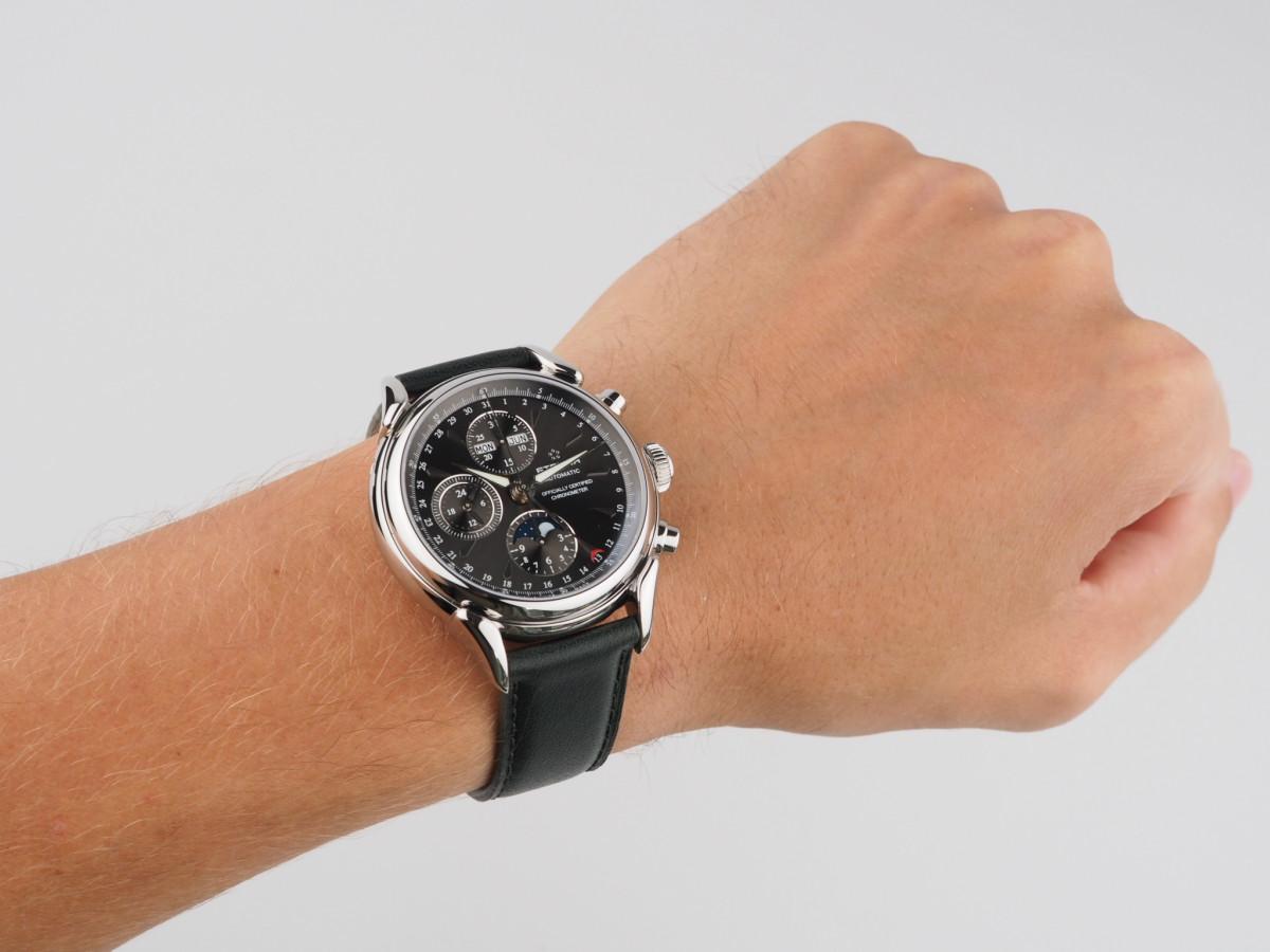 Швейцарские часы Eterna Heritage Moonphase 1948