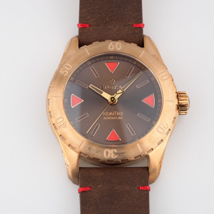Швейцарские часы Eterna KonTiki Adventure Bronze