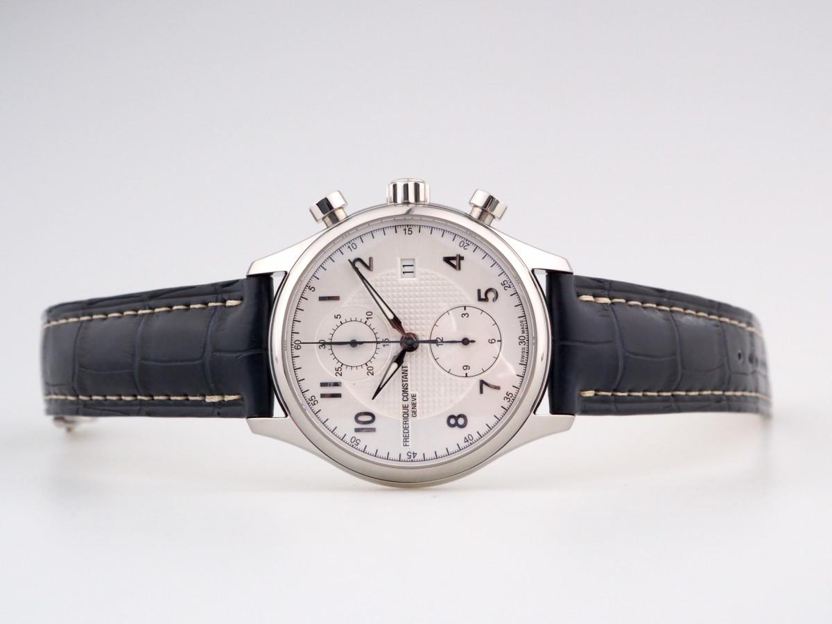 Швейцарские часы Frederique Constant Runabout Chronograph