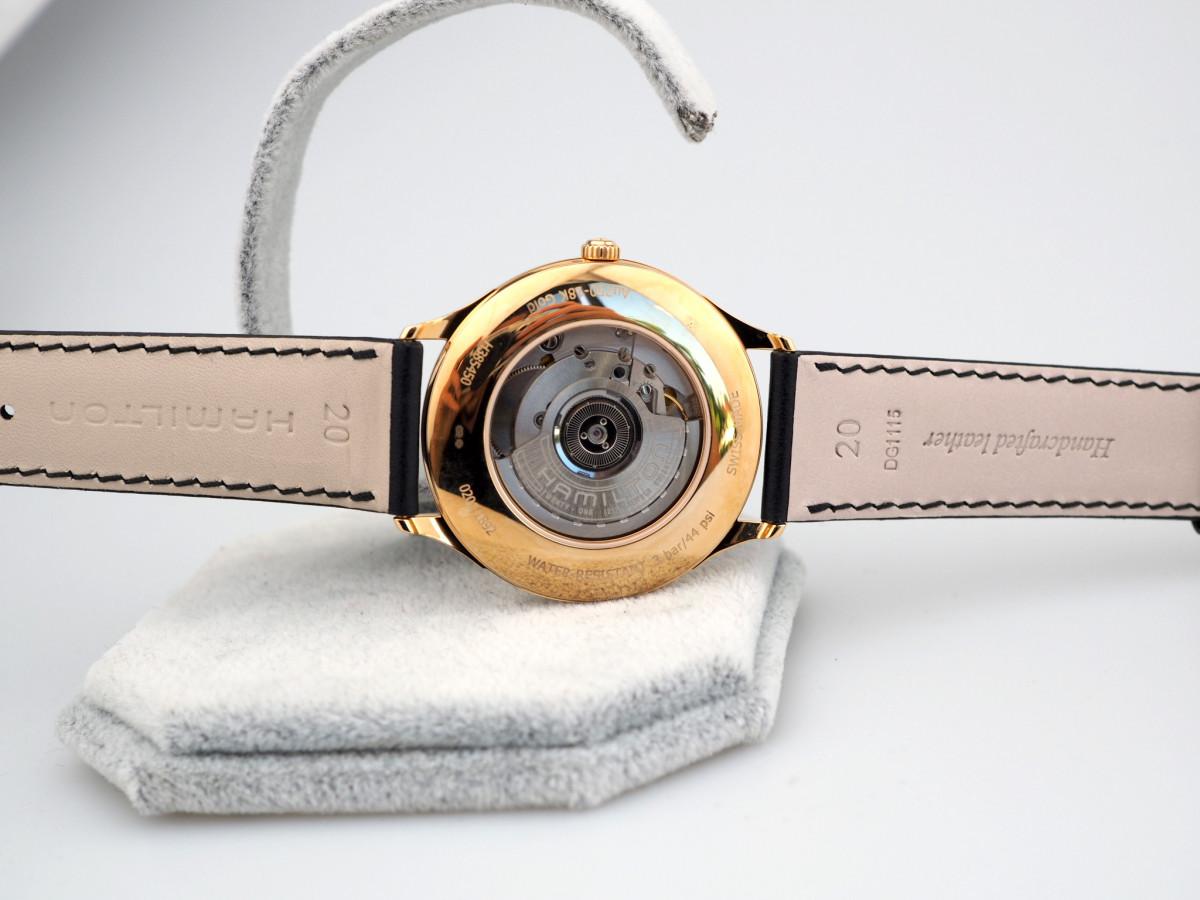 Швейцарские часы Hamilton Jazzmaster Thinline Gold Limited 1892
