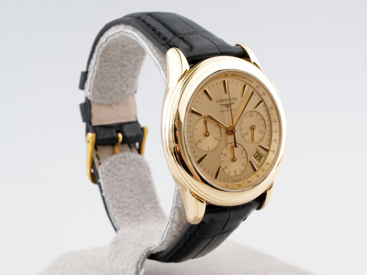 Швейцарские часы Longines Flagship Chronograph