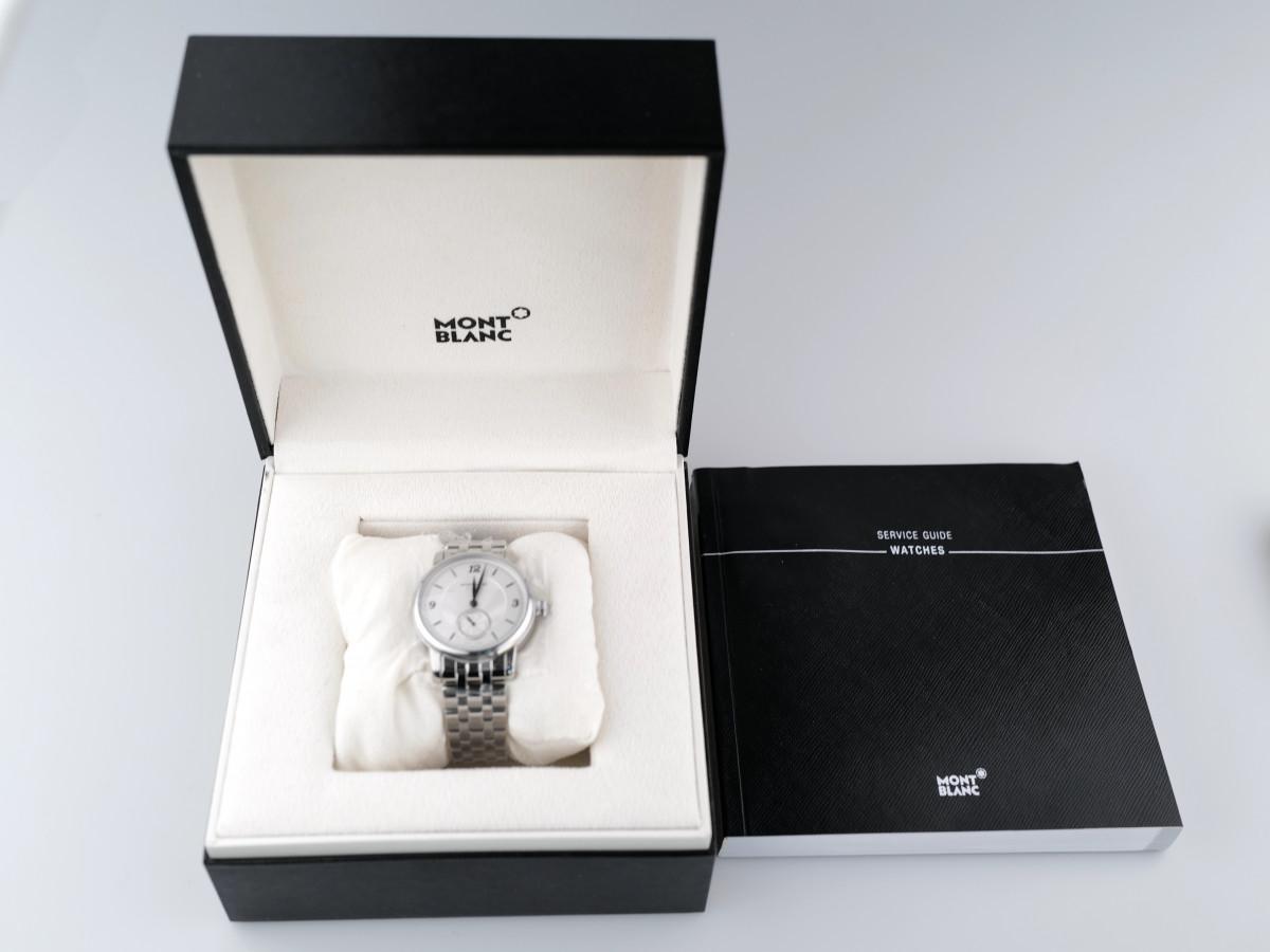 Швейцарские часы Montblanc Star Legacy Small Second