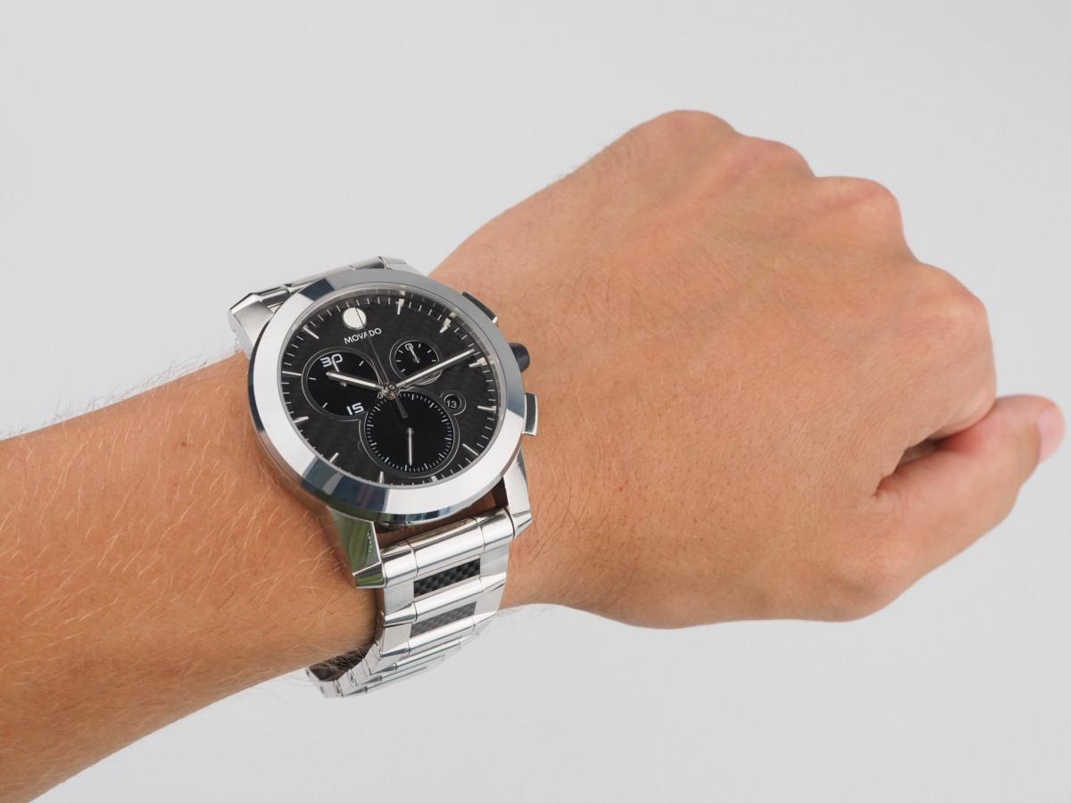 Швейцарские часы Movado Vizio Chronograph
