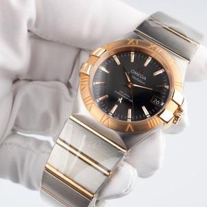 Швейцарские часы Omega Constellation Chronometer