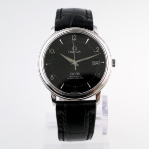 Швейцарские часы Omega De Ville Co-Axial Chronometer