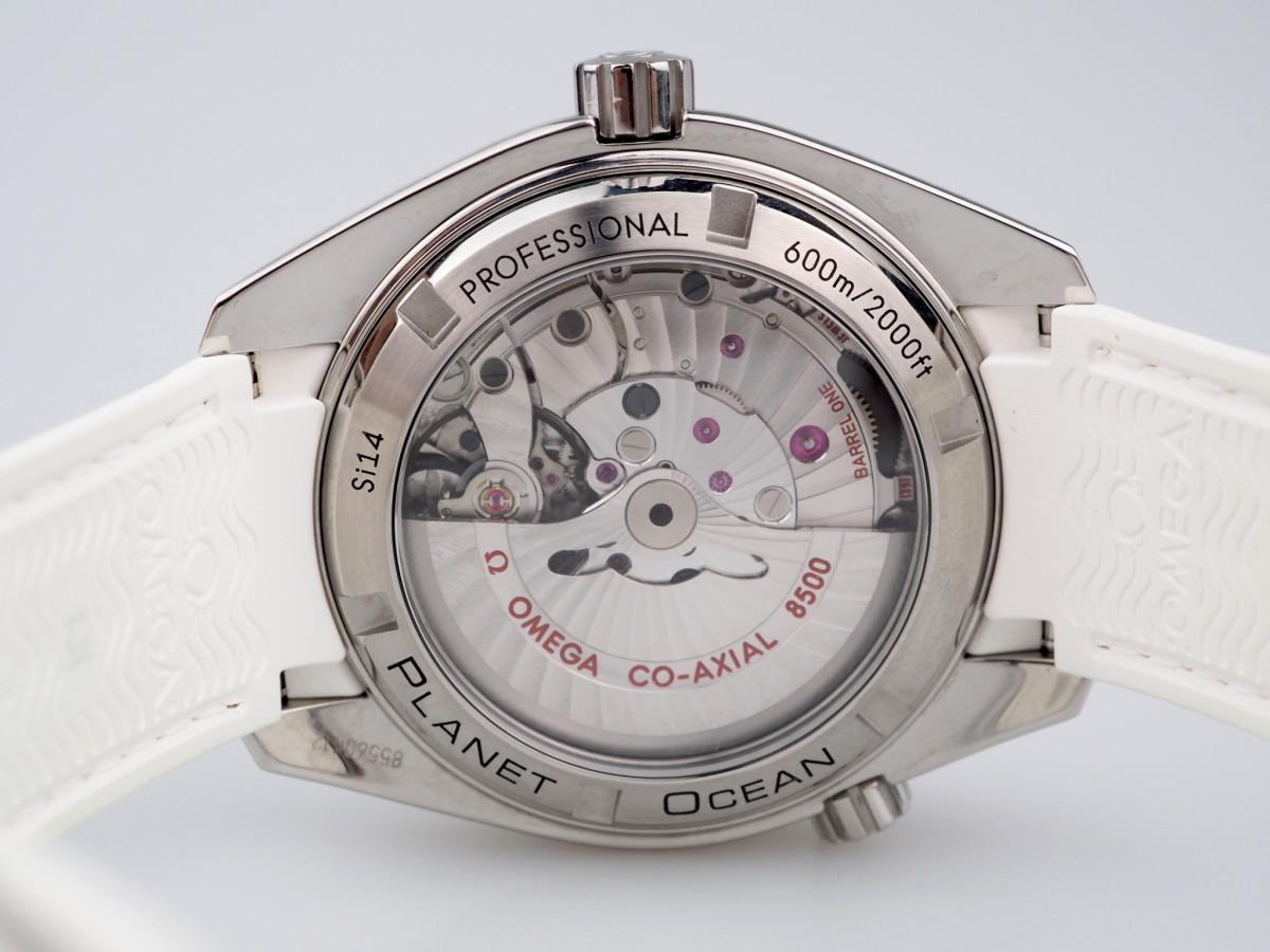 Швейцарские часы Omega Seamaster Planet Ocean Co Axial White