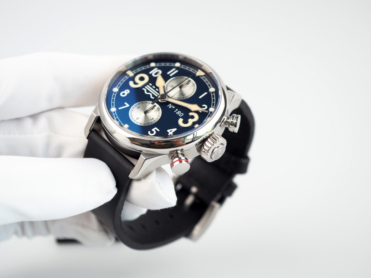 Швейцарские часы Terra Cielo Mare Crono Sorci Verdi Destro