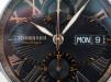 Швейцарские часы Tourneau Gotham Classic Duograph