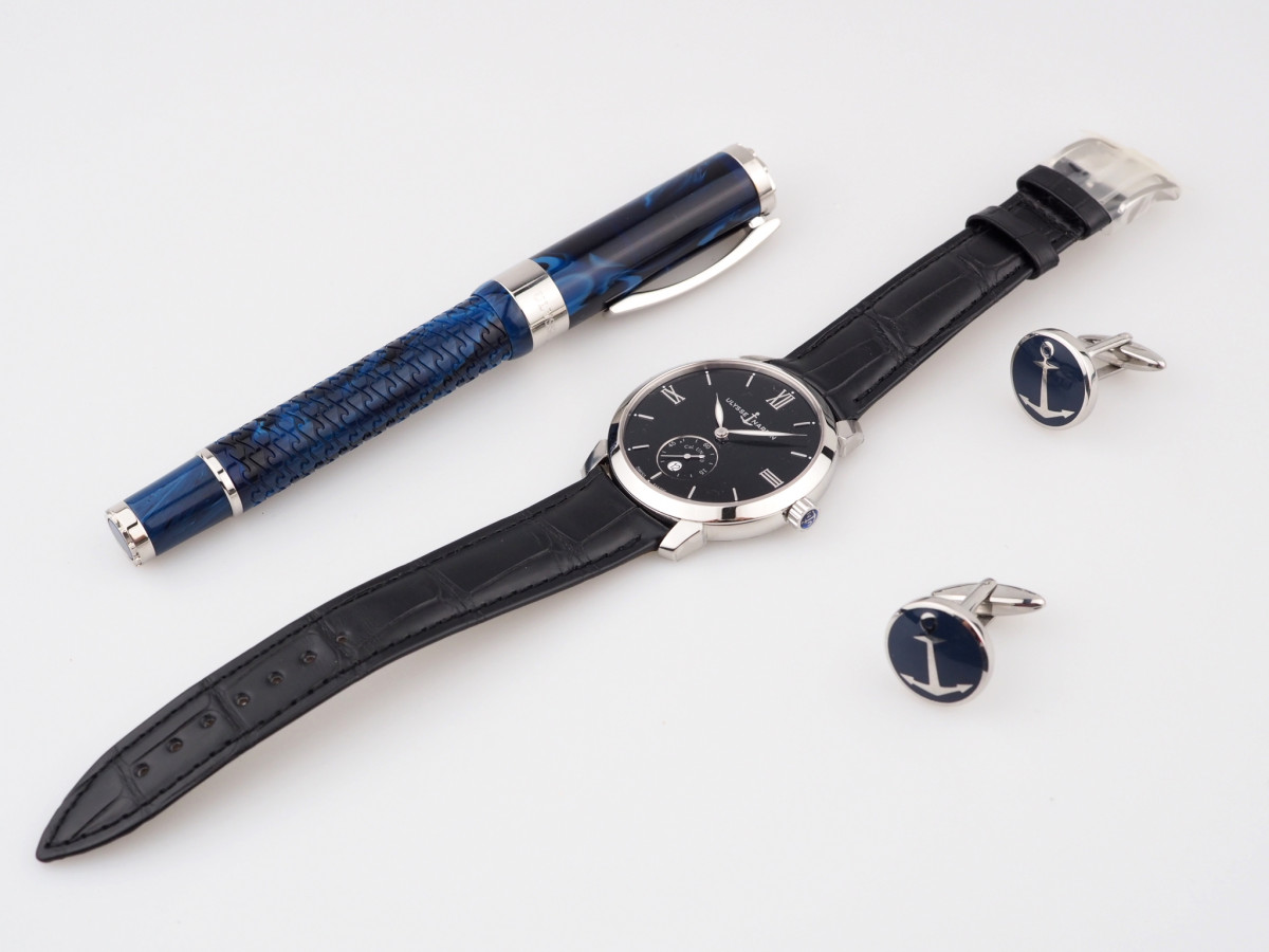 Швейцарские часы Ulysse Nardin Classico Manufacture Black