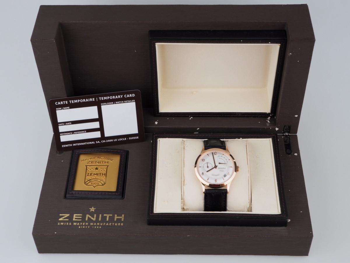 Швейцарские часы Zenith Class Elite Reserve de Marche