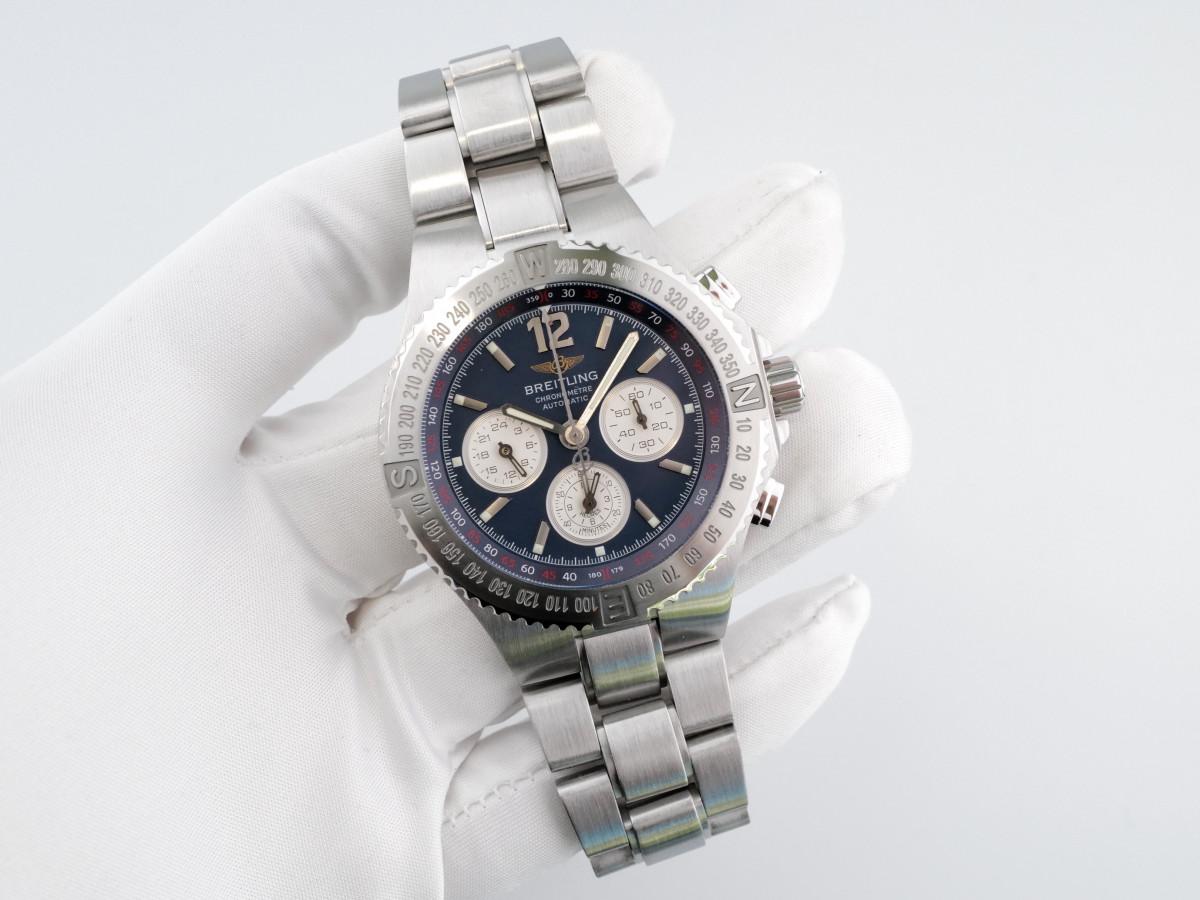 Швейцарские часы Breitling Hercules