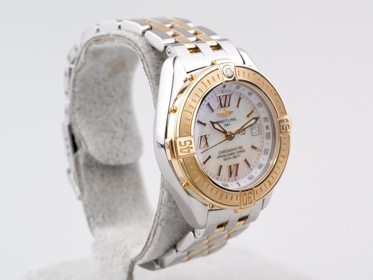 Швейцарские часы Breitling Starliner Lady