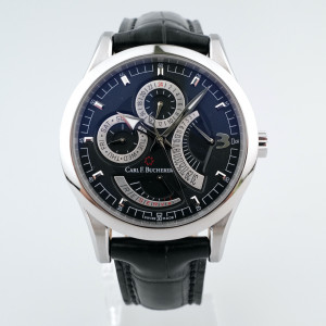 Швейцарские часы Carl F. Bucherer Manero RetroGrade