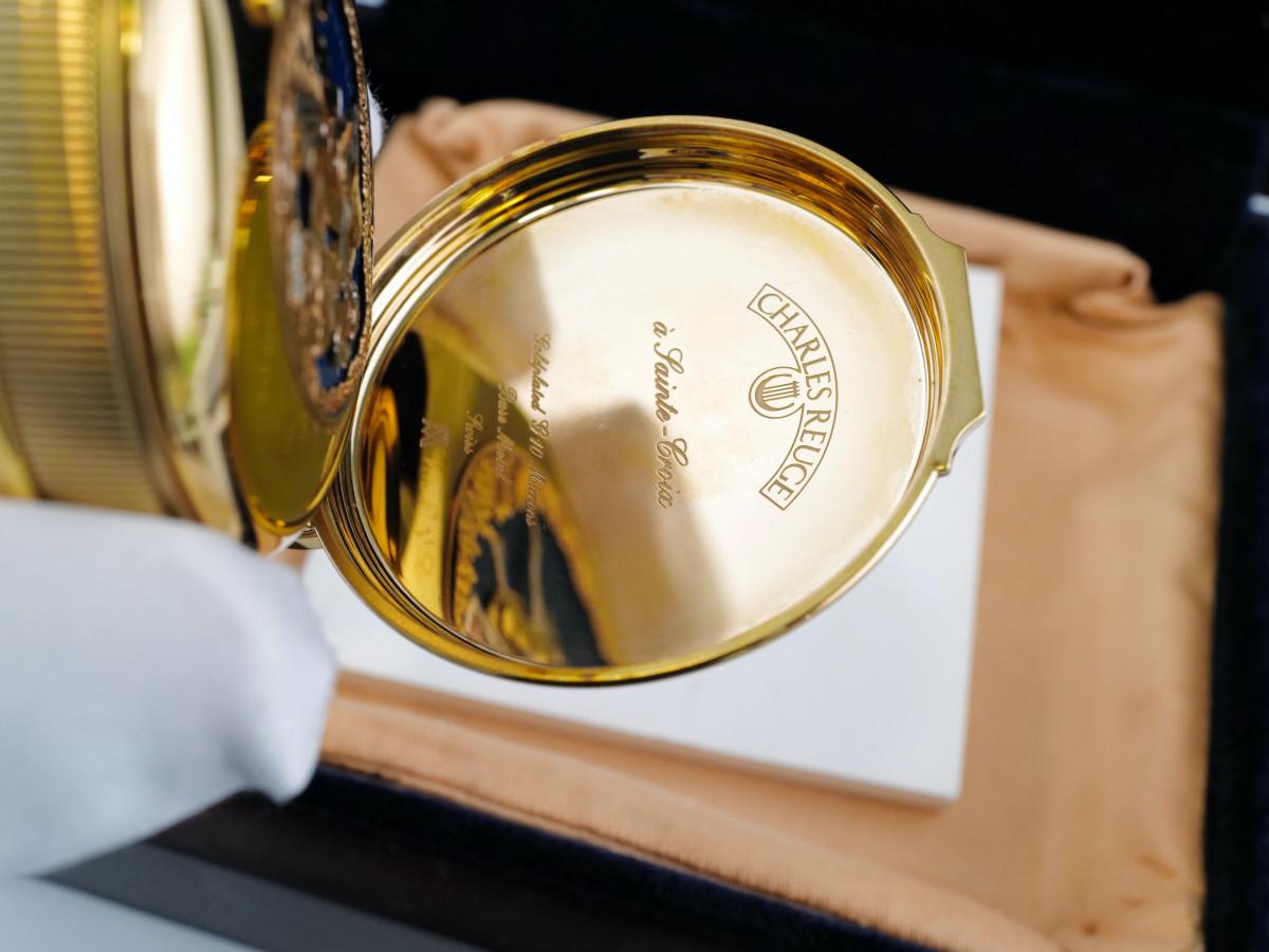 Швейцарские часы Reuge The Fountain