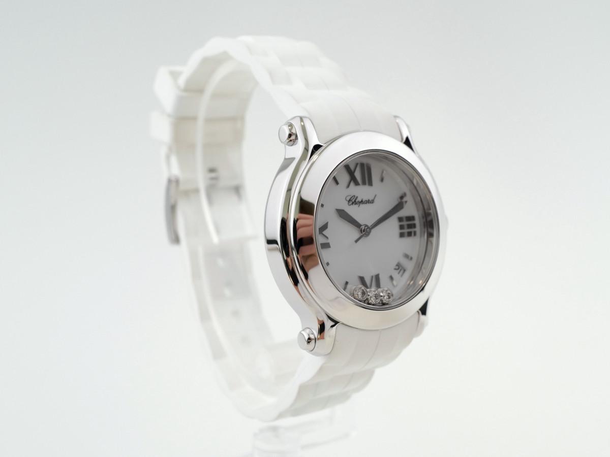 Швейцарские часы Chopard Happy Sport Round