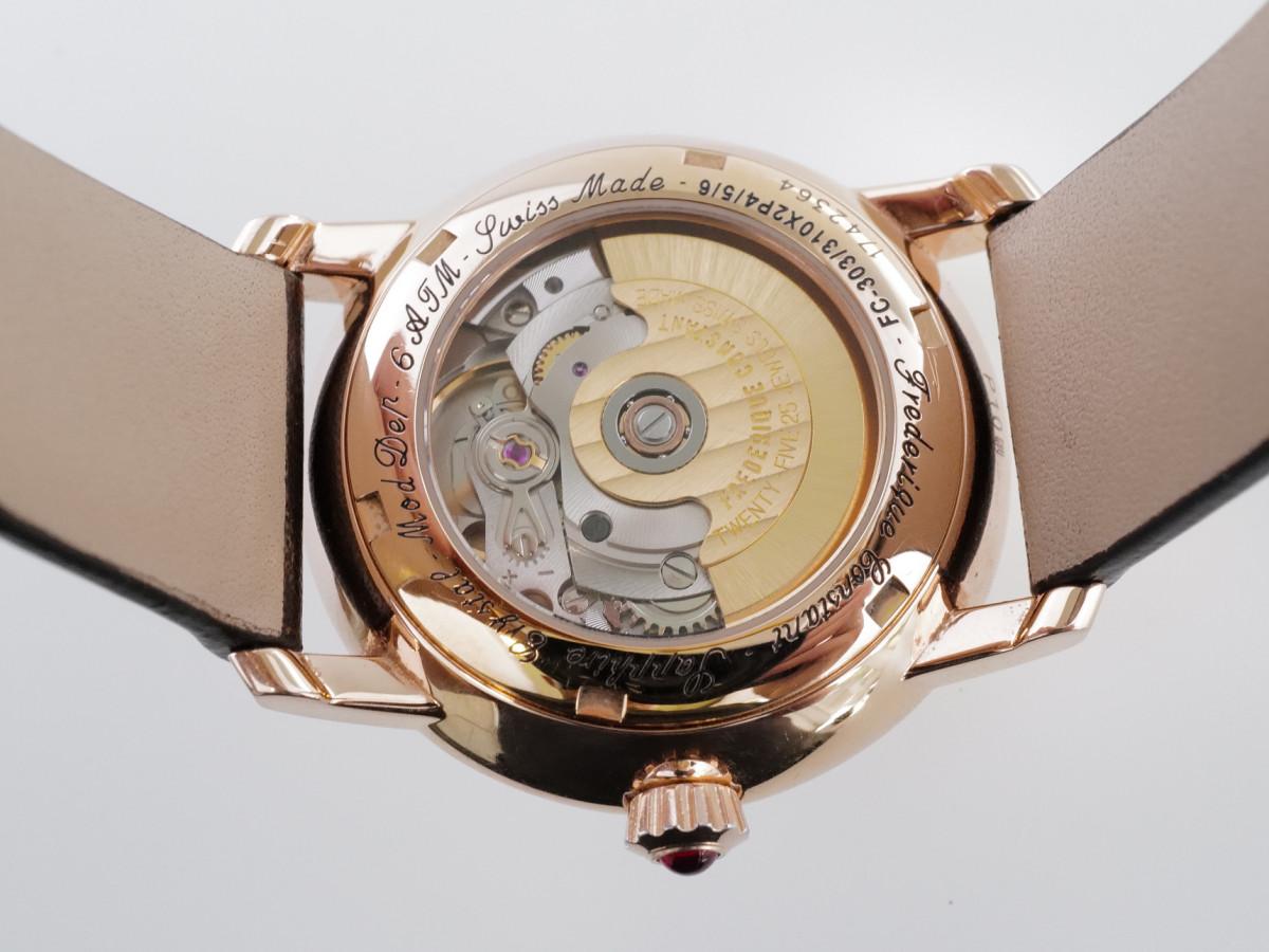 Швейцарские часы Frederique Constant Mother of Pearl Ladies