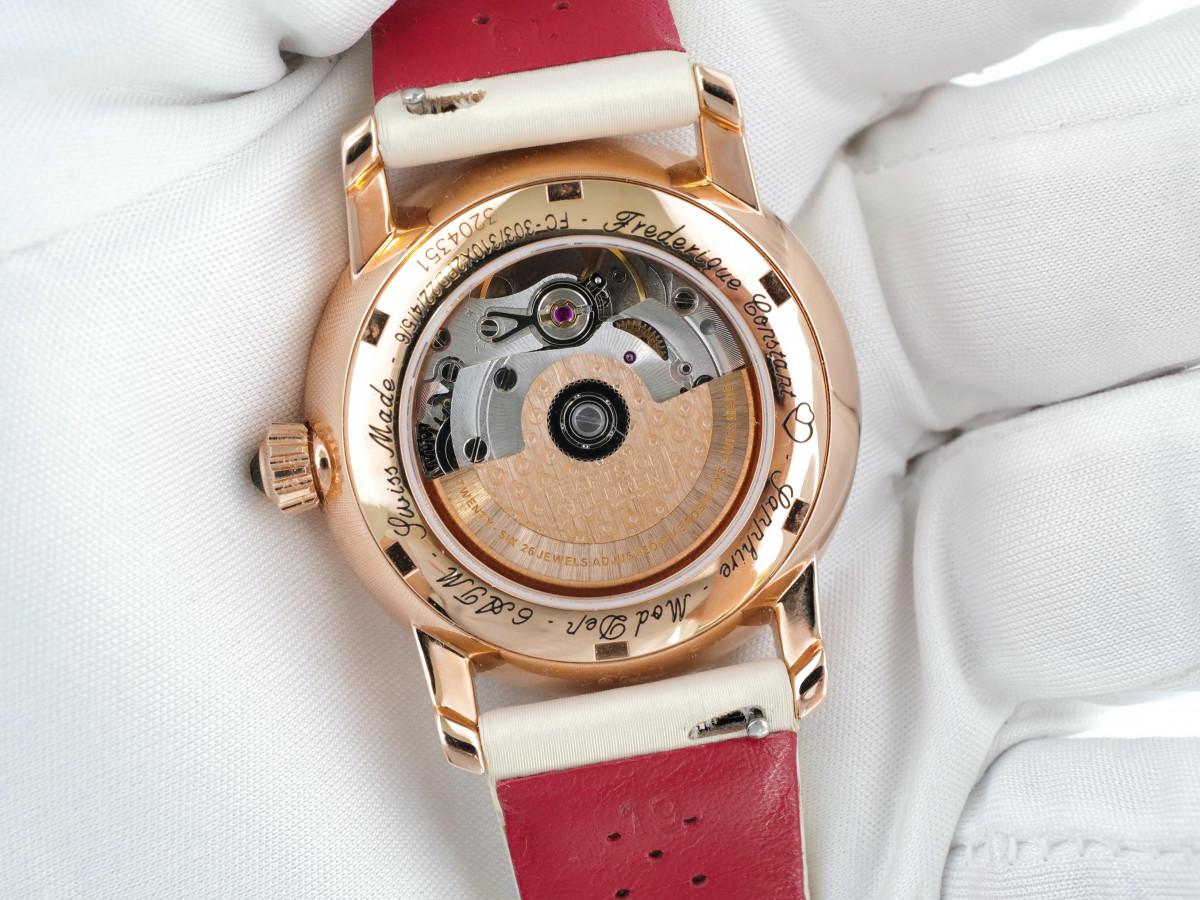Швейцарские часы Frederique Constant World Heart Federation