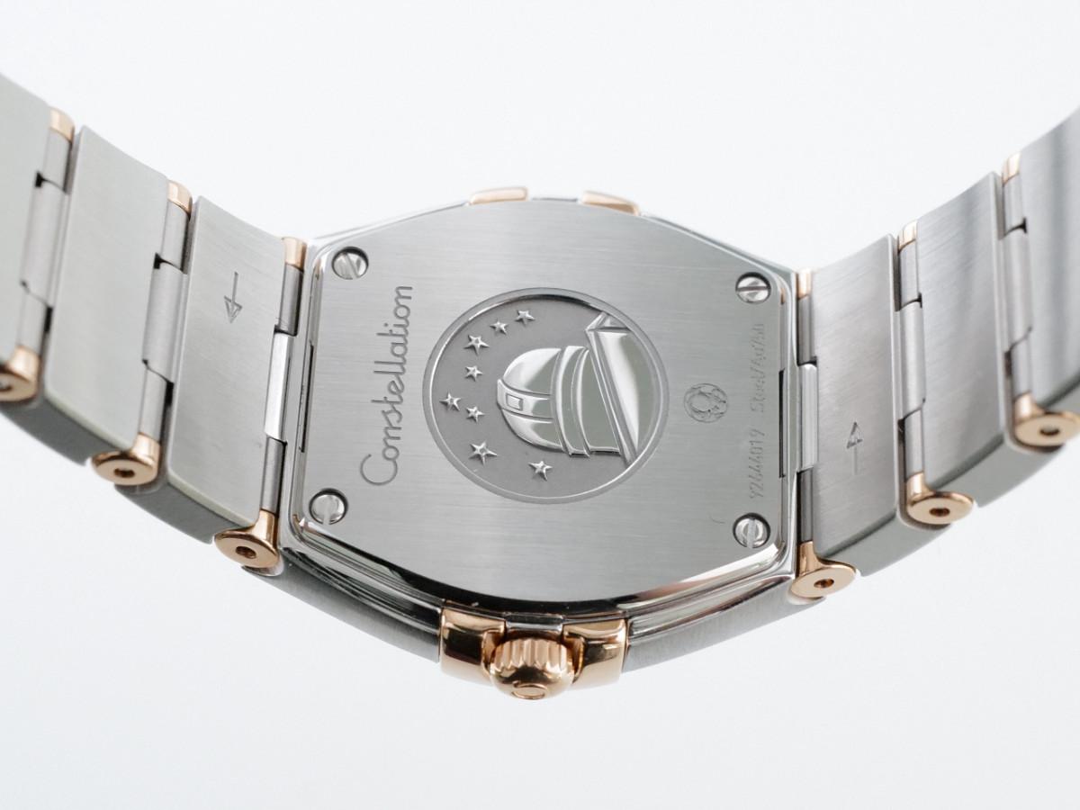 Швейцарские часы Omega Constellation Quartz