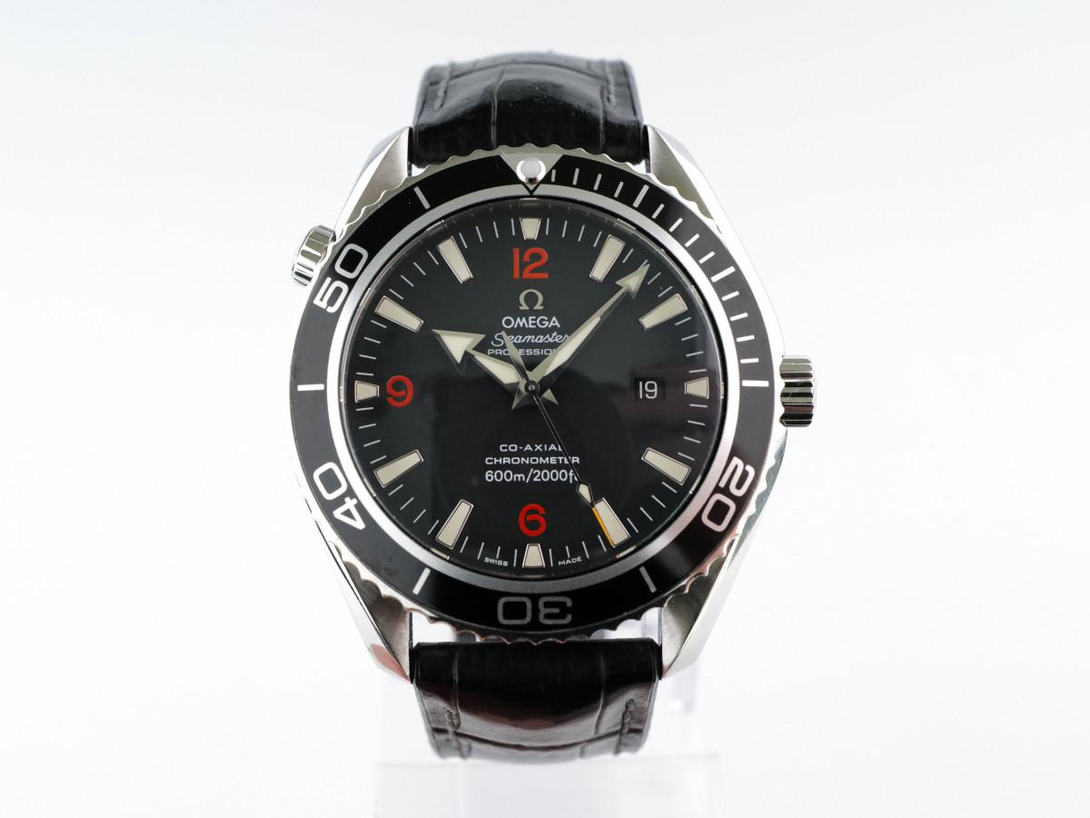 Швейцарские часы Omega Seamaster Planet Ocean 600M Co-Axial