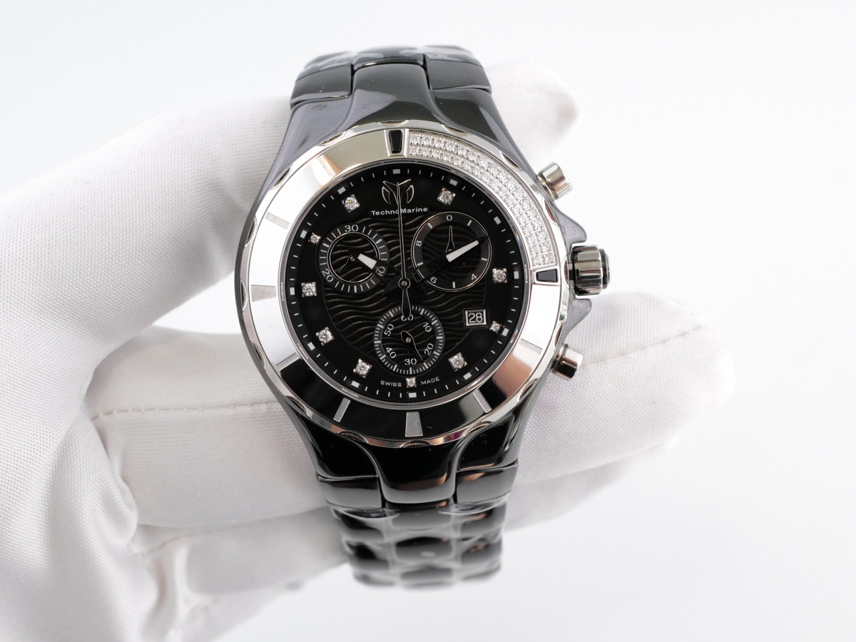 Швейцарские часы TechnoMarine Cruise Chronograph