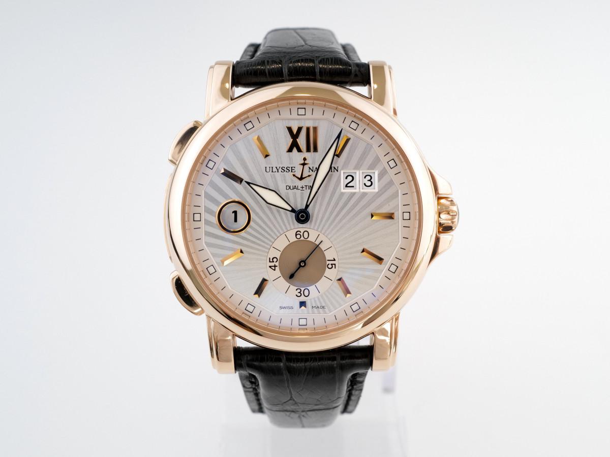 Швейцарские часы Ulysse Nardin GMT Dual Time