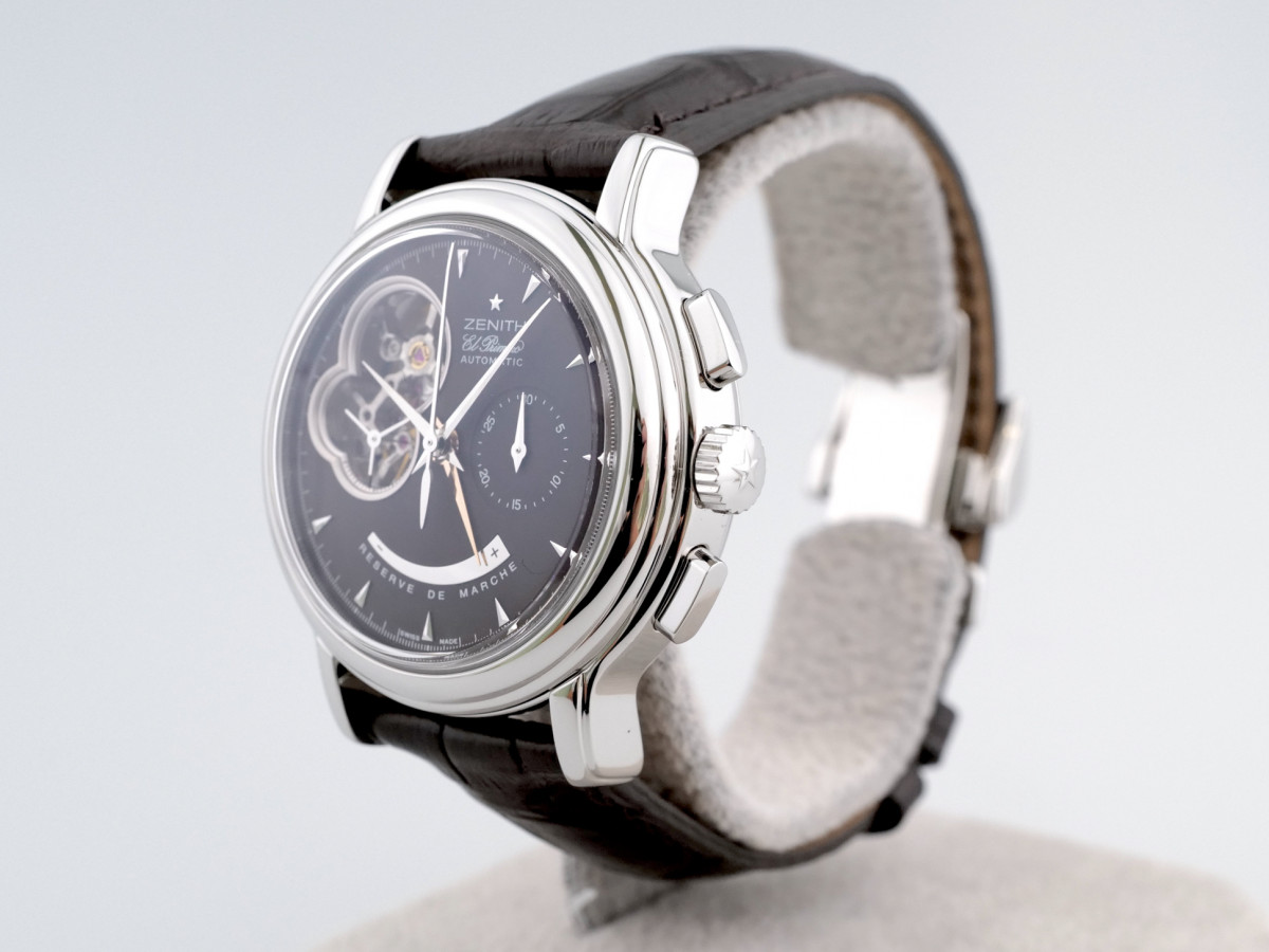 Швейцарские часы Zenith Chronomaster T Open Chronograph