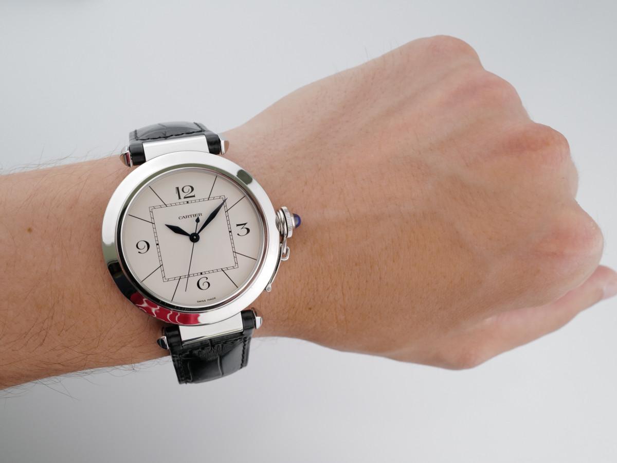 Швейцарские часы Cartier Pasha