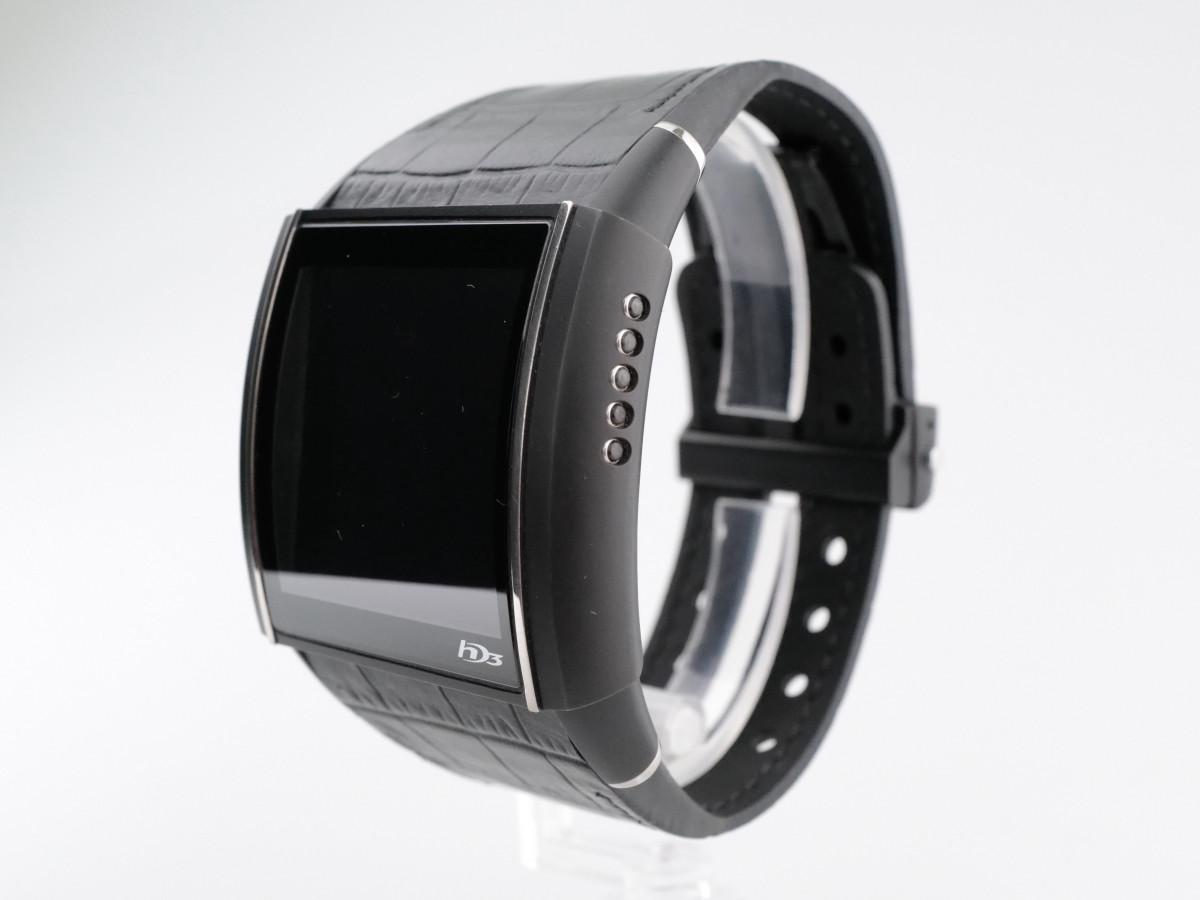 Швейцарские часы HD3 Slyde Titanium