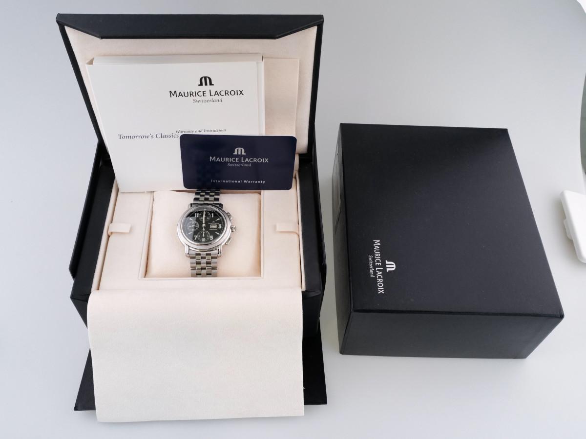 Швейцарские часы Maurice Lacroix Masterpiece Croneo