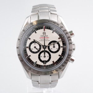 Швейцарские часы Omega Speedmaster Schumacher Legend