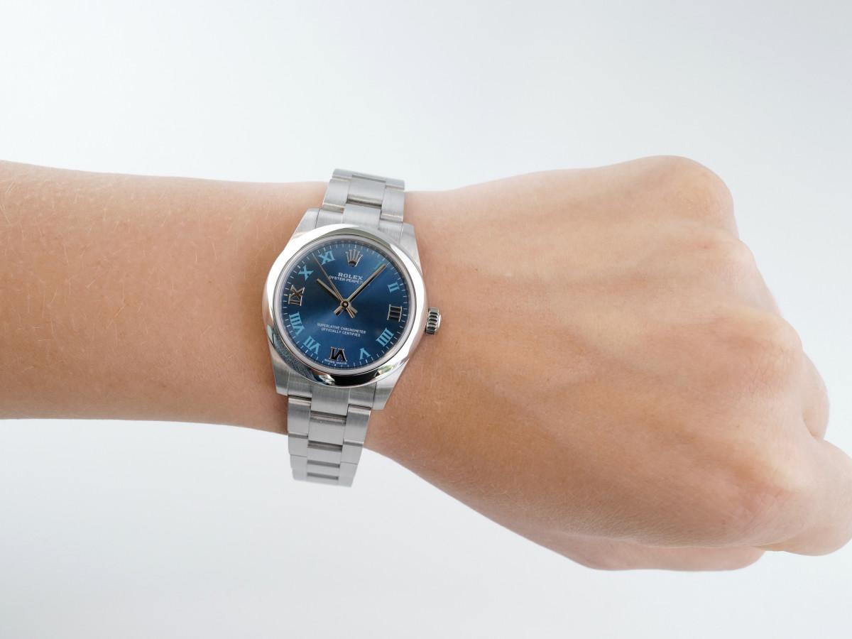 Швейцарские часы Rolex Oyster Perpetual 31