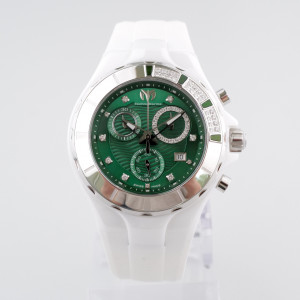 Швейцарские часы TechnoMarine Cruise Chronograph Green