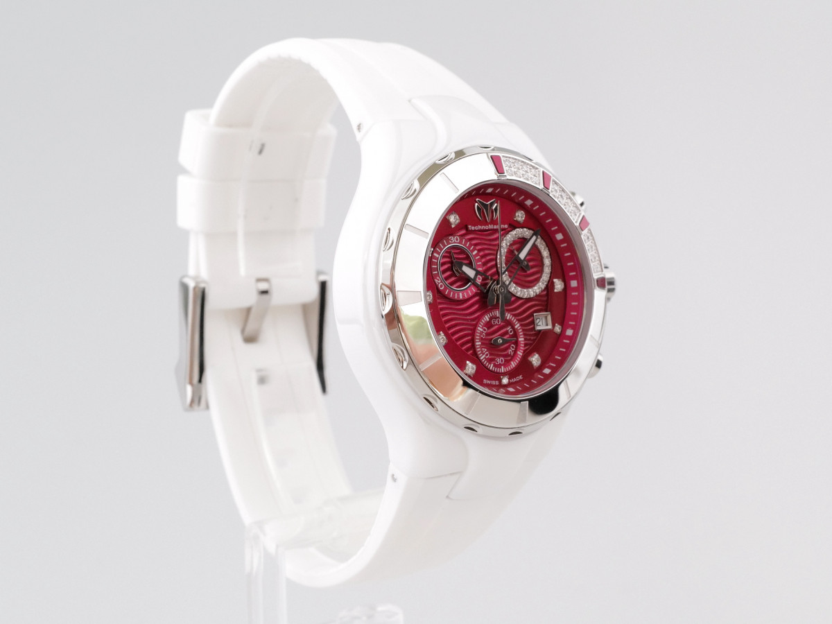 Швейцарские часы TechnoMarine Cruise Chronograph Red
