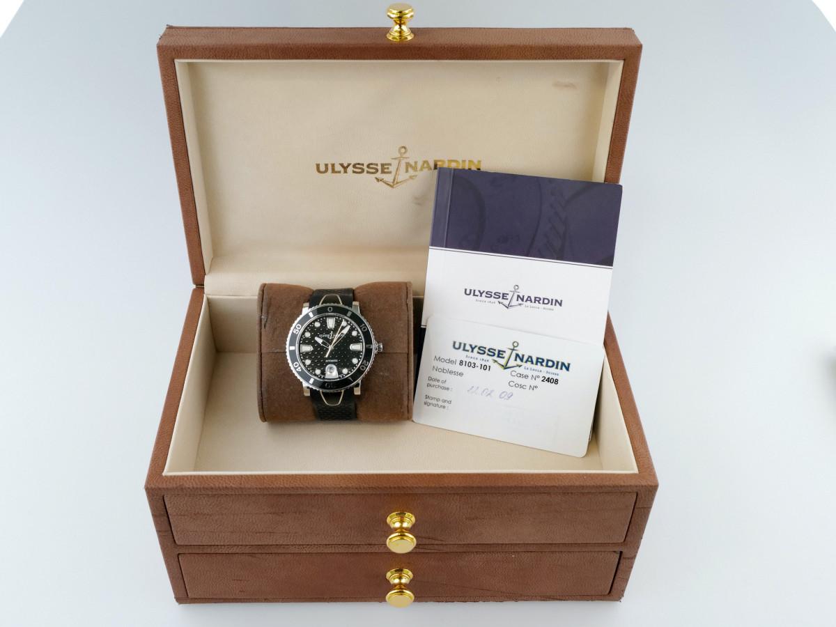 Швейцарские часы Ulysse Nardin Lady Diver