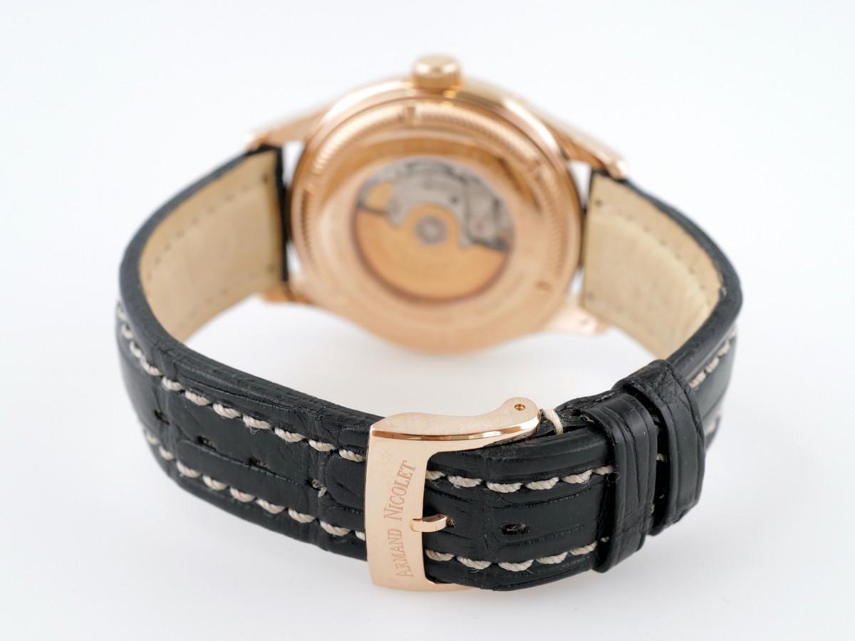 Швейцарские часы Armand Nicolet Tramelan Complete Calendar