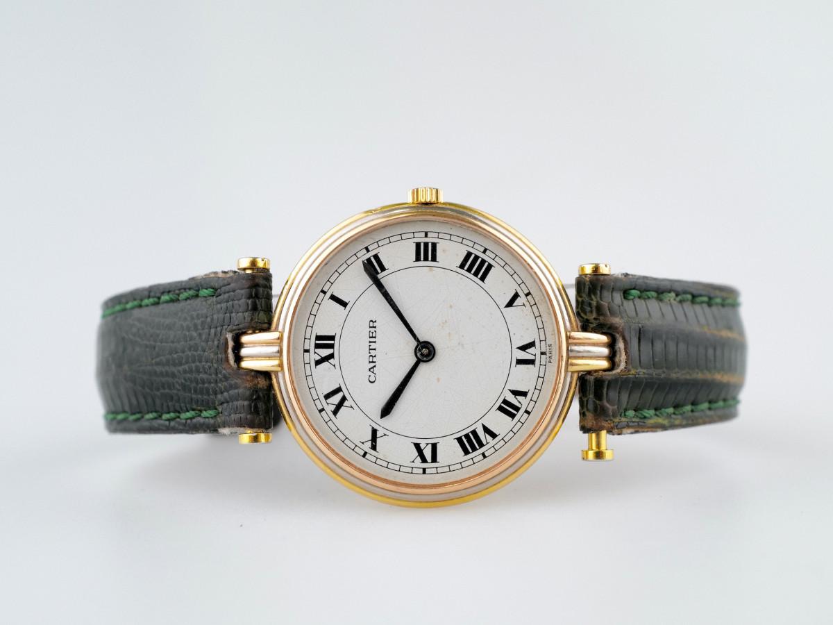 Швейцарские часы Cartier Vendome Trinity