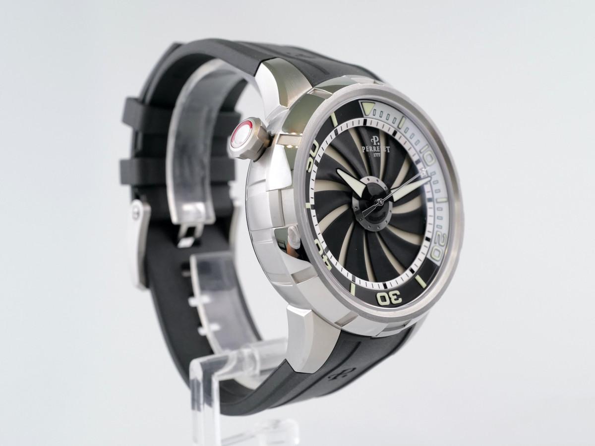 Швейцарские часы Perrelet Turbine Diver