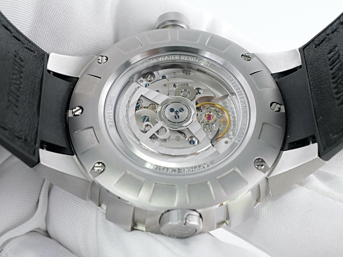 Швейцарские часы Perrelet Turbine Pilot