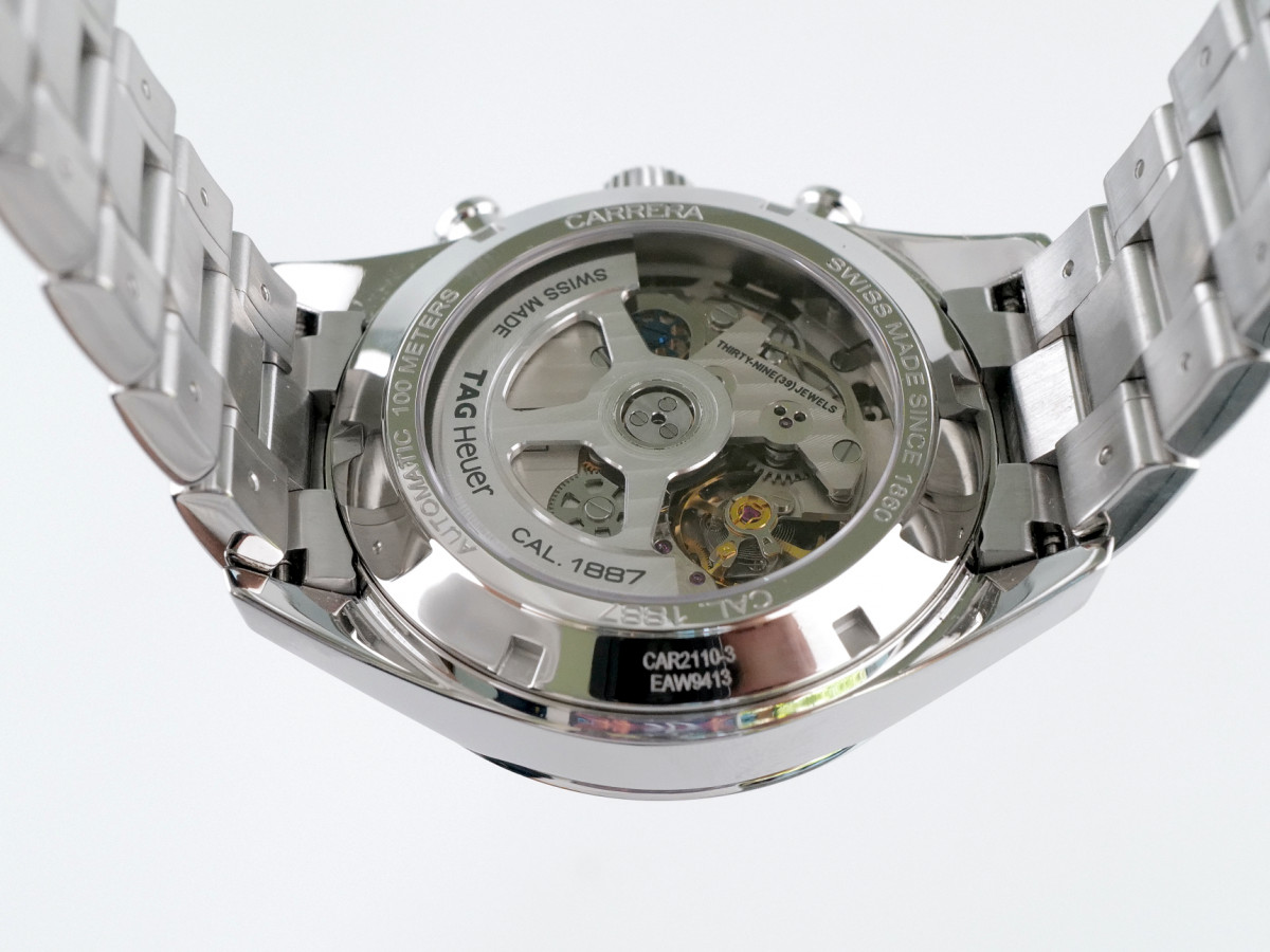 Швейцарские часы TAG Heuer Carrera 1887 Chronograph