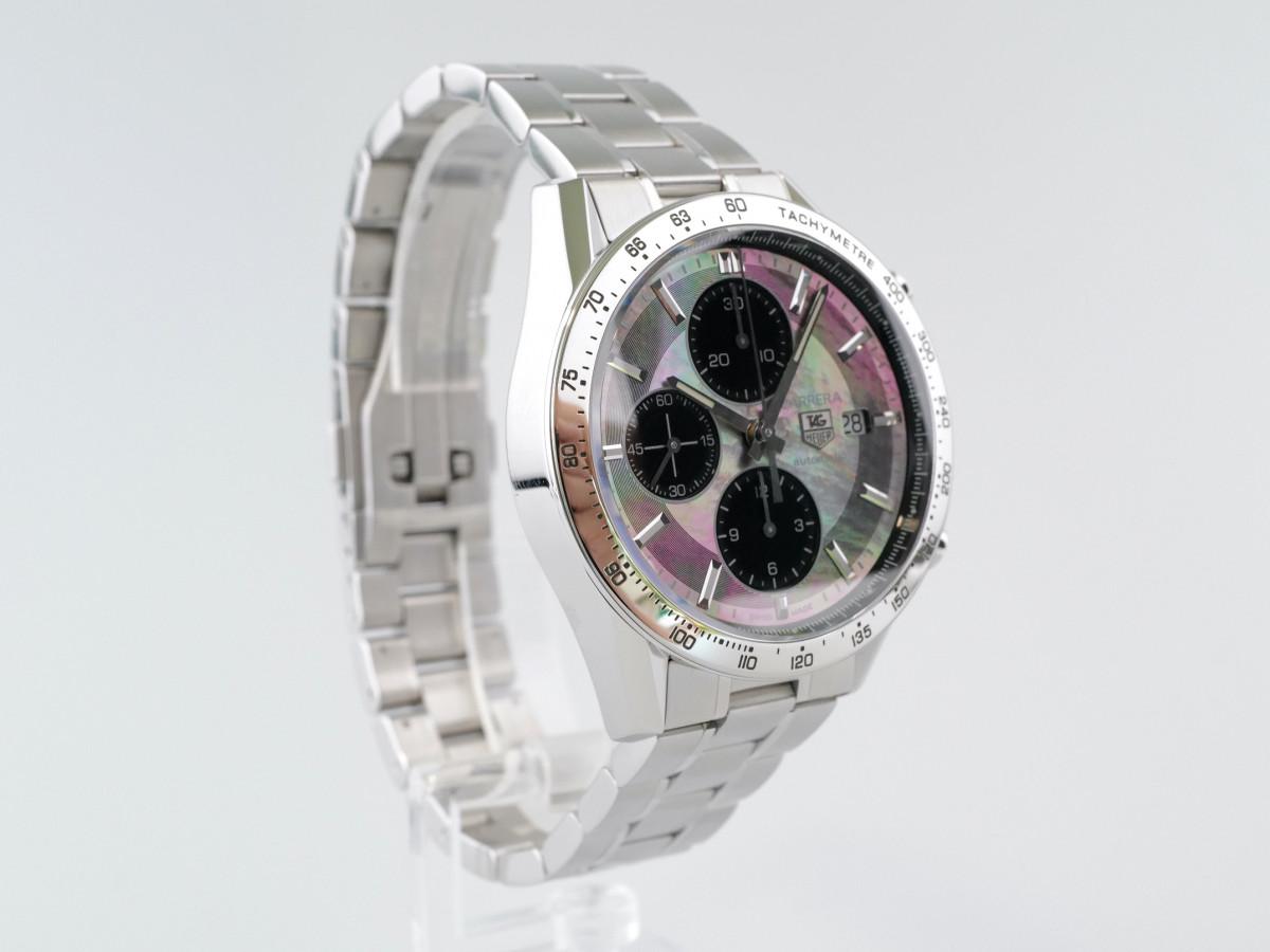 Швейцарские часы TAG Heuer Carrera Calibre 16 Chronograph MOP