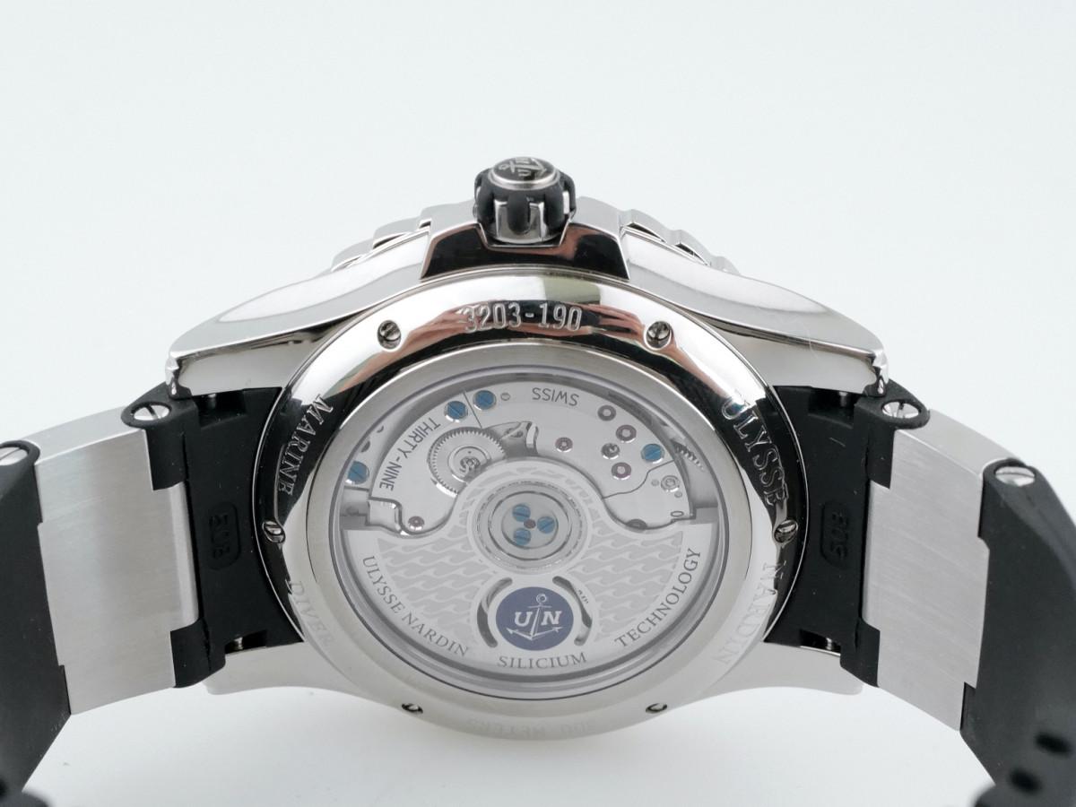 Швейцарские часы Ulysse Nardin Diver Lady