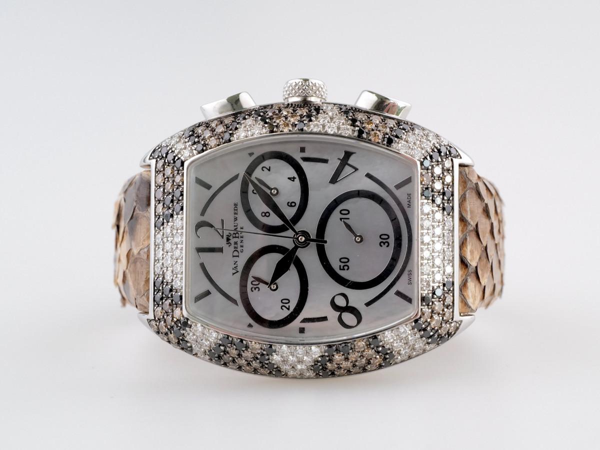 Швейцарские часы Van Der Bauwede C65 Magnum XS Chrono Snake