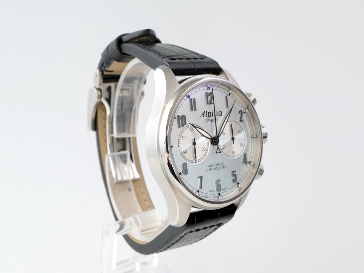 Швейцарские часы Alpina Startimer Chronograph