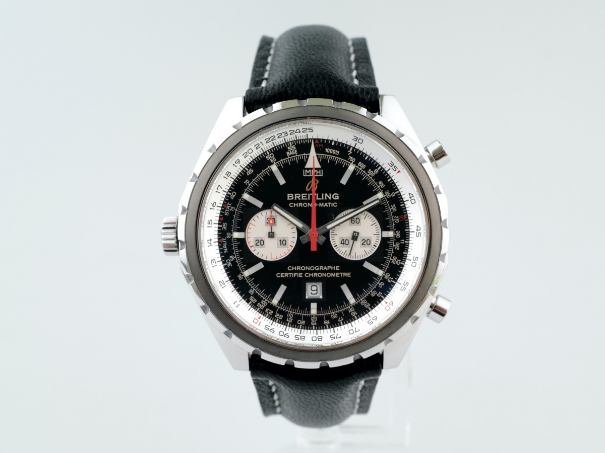 Швейцарские часы Breitling Chrono-Matic Chronograph