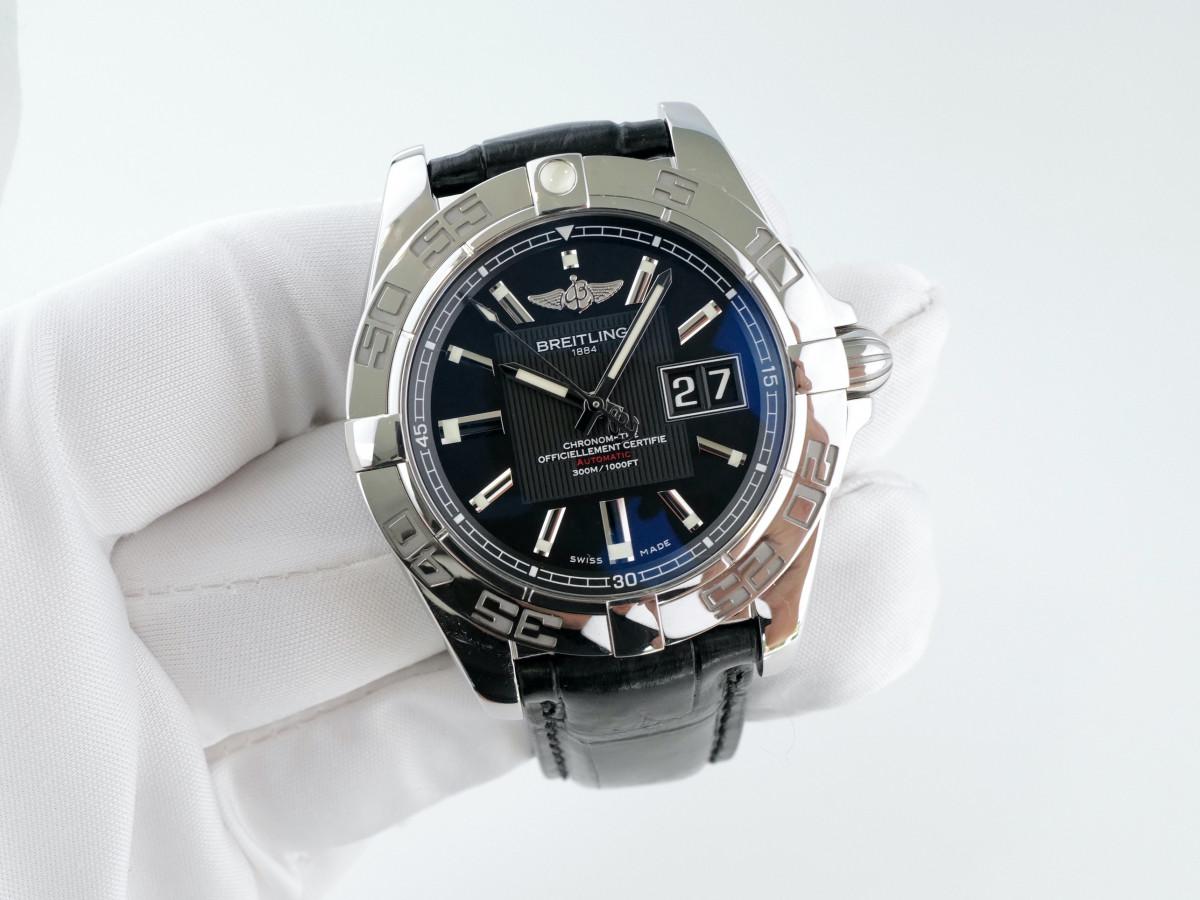 Швейцарские часы Breitling Galactic 41