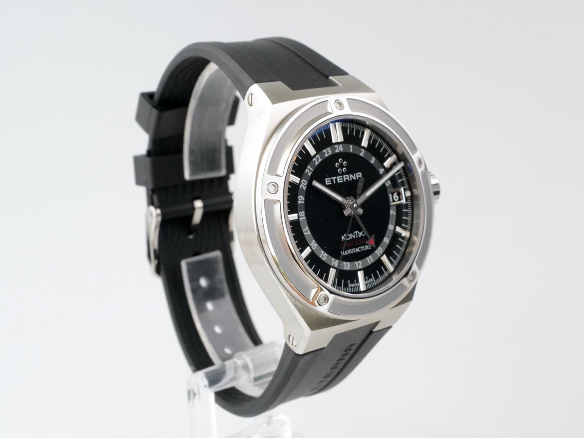 Швейцарские часы Eterna Royal KonTiki GMT