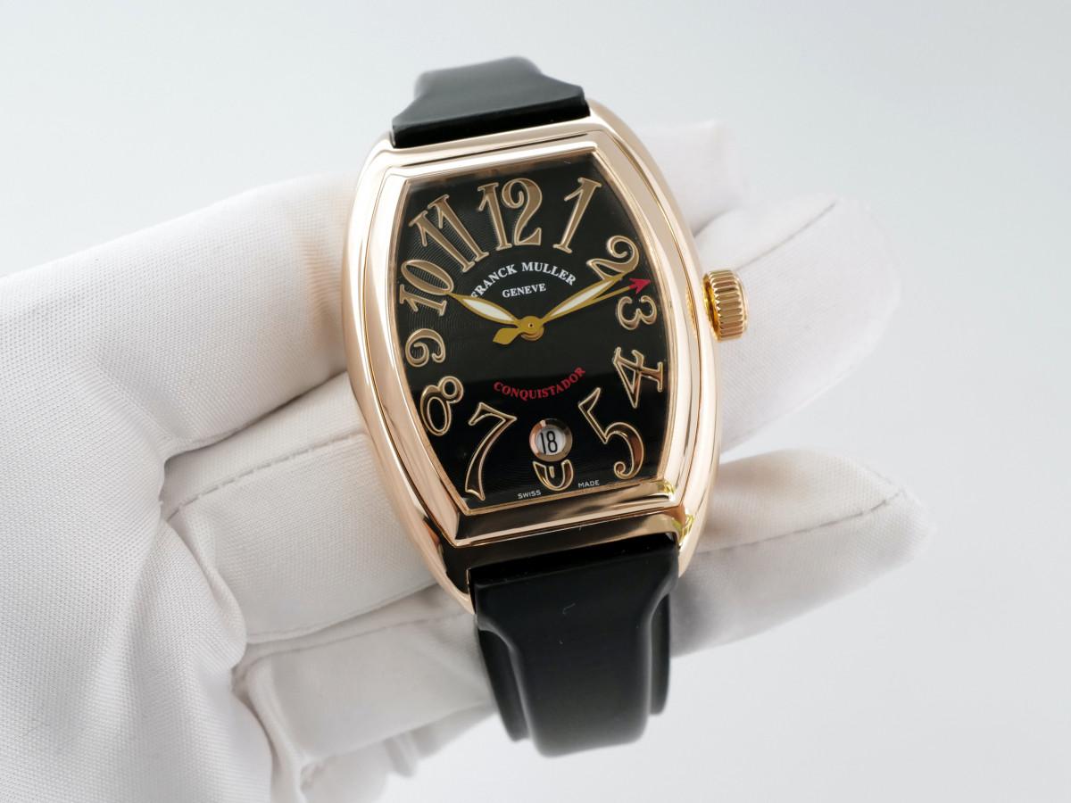 Швейцарские часы Franck Muller Conquistador 18K Automatic