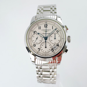 Швейцарские часы Longines The Saint-Imier Chronograph