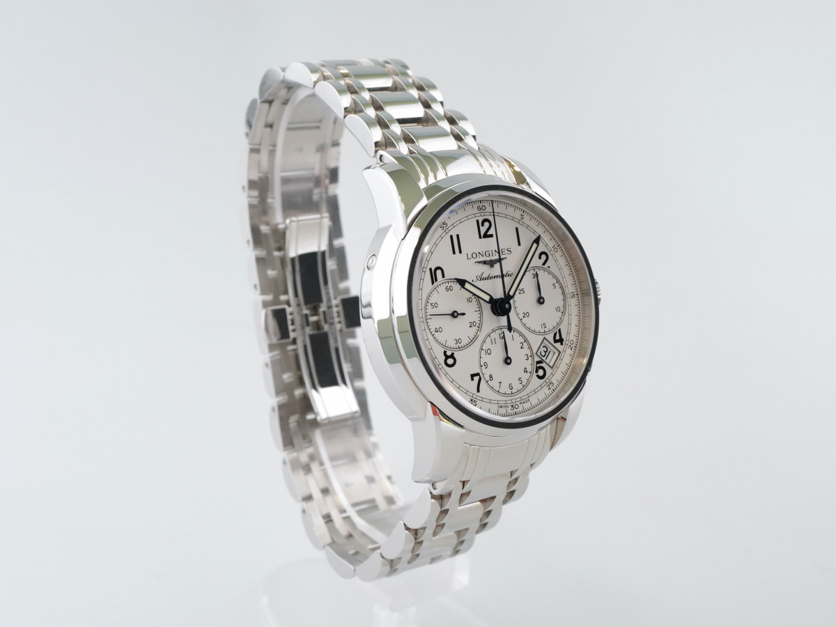 Швейцарские часы Longines The Saint-Imier Chronograph
