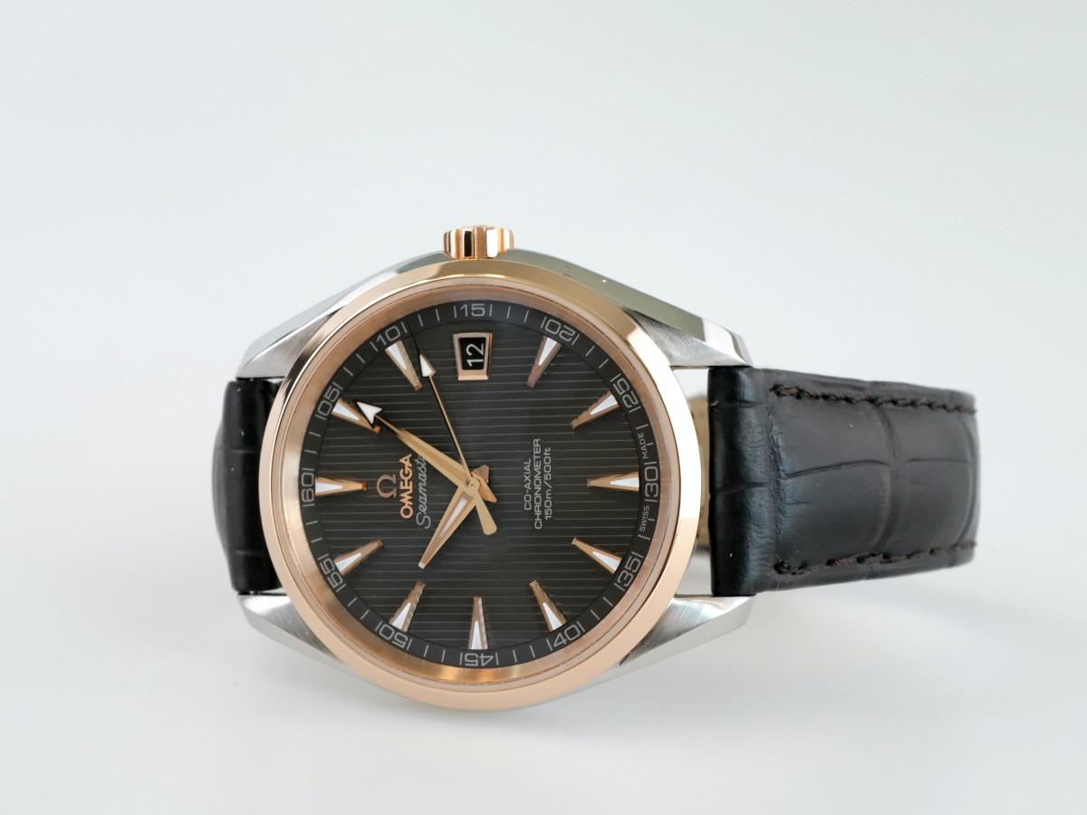 Швейцарские часы Omega Aqua Terra 150M